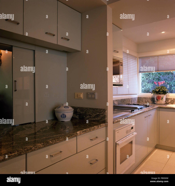 Kitchen Worktops Stock Photos & Kitchen Worktops Stock