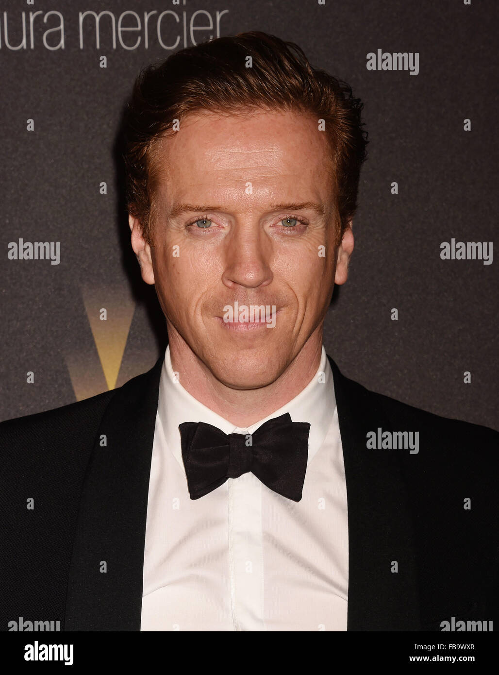 DAMIAN LEWIS  English actor  in January 2016. Photo Jeffrey Mayer Stock Photo