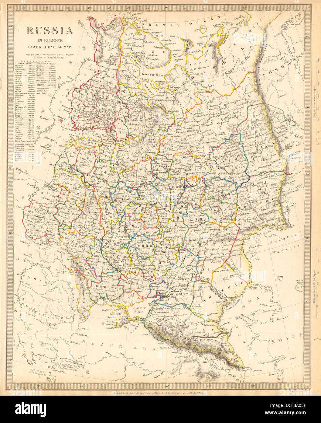 Map of russia and eastern europe stock photos map of russia and eastern europe ukraine belarus baltics finland georgia sduk 1844 map gumiabroncs Gallery
