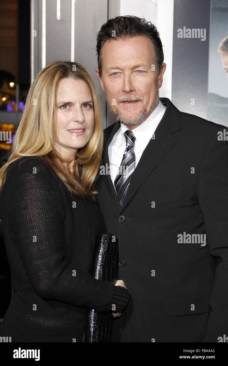 Robert Patrick at the Los Angeles premiere of 'Gangster Squad' held at the Grauman's Chinese Theatre - Stock Image