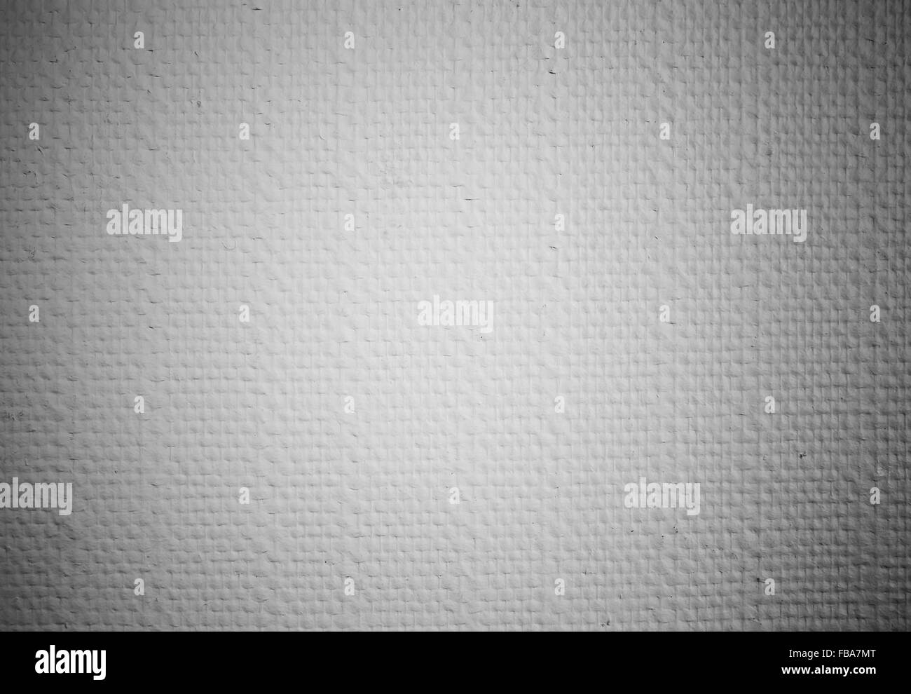 White Embossed Paintable Wallpaper, Background Photo Texture With Vignette  Effect