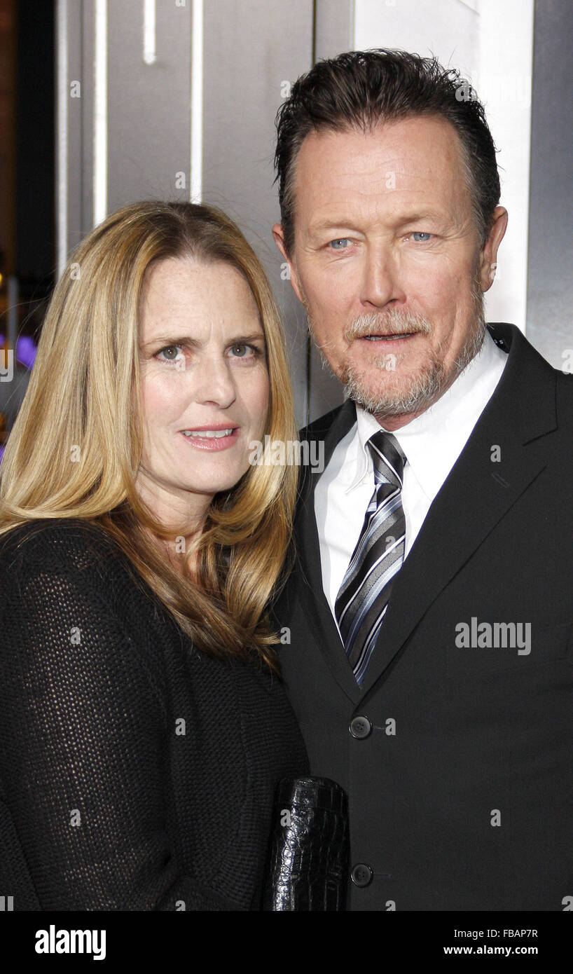 Robert Patrick at the Los Angeles premiere of 'Gangster Squad' held at the Grauman's Chinese Theatre, - Stock Image
