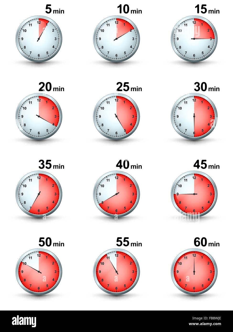 5 To 30 Minute Timer