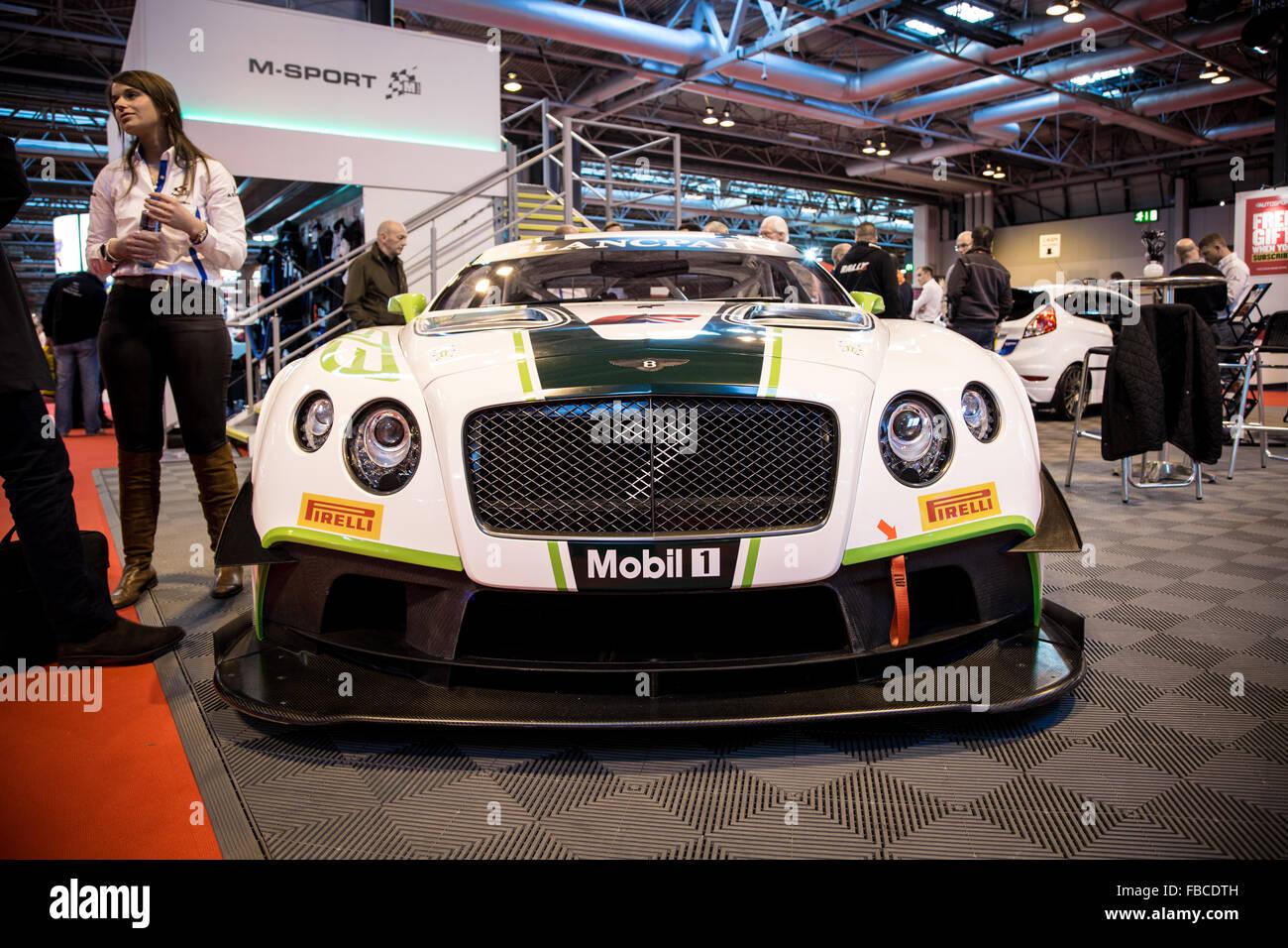Bentley Race Car Driver Asian