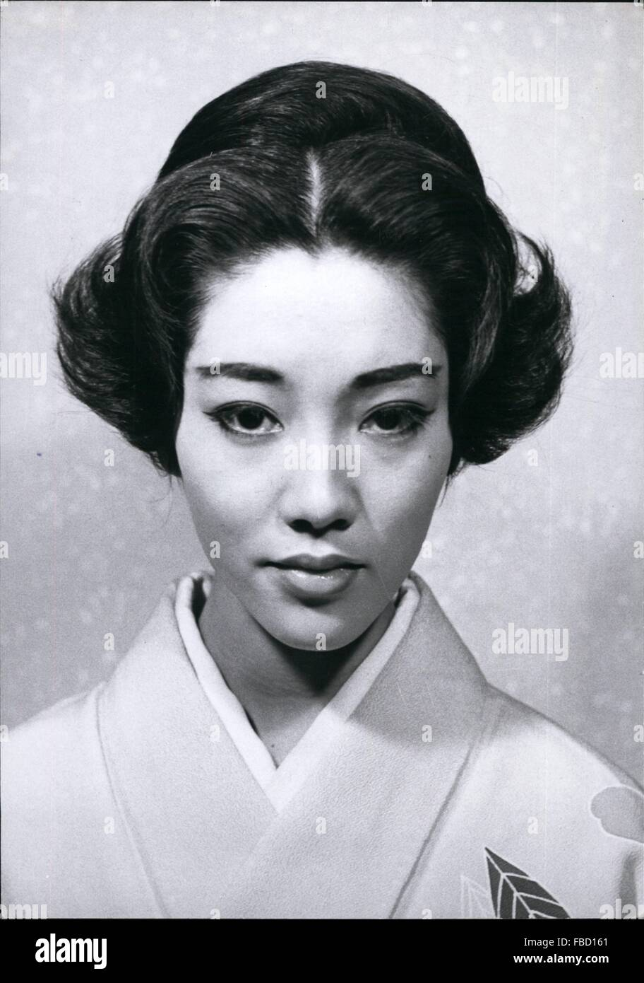 1962 - european hairstyles for japanese girls demonstrated in