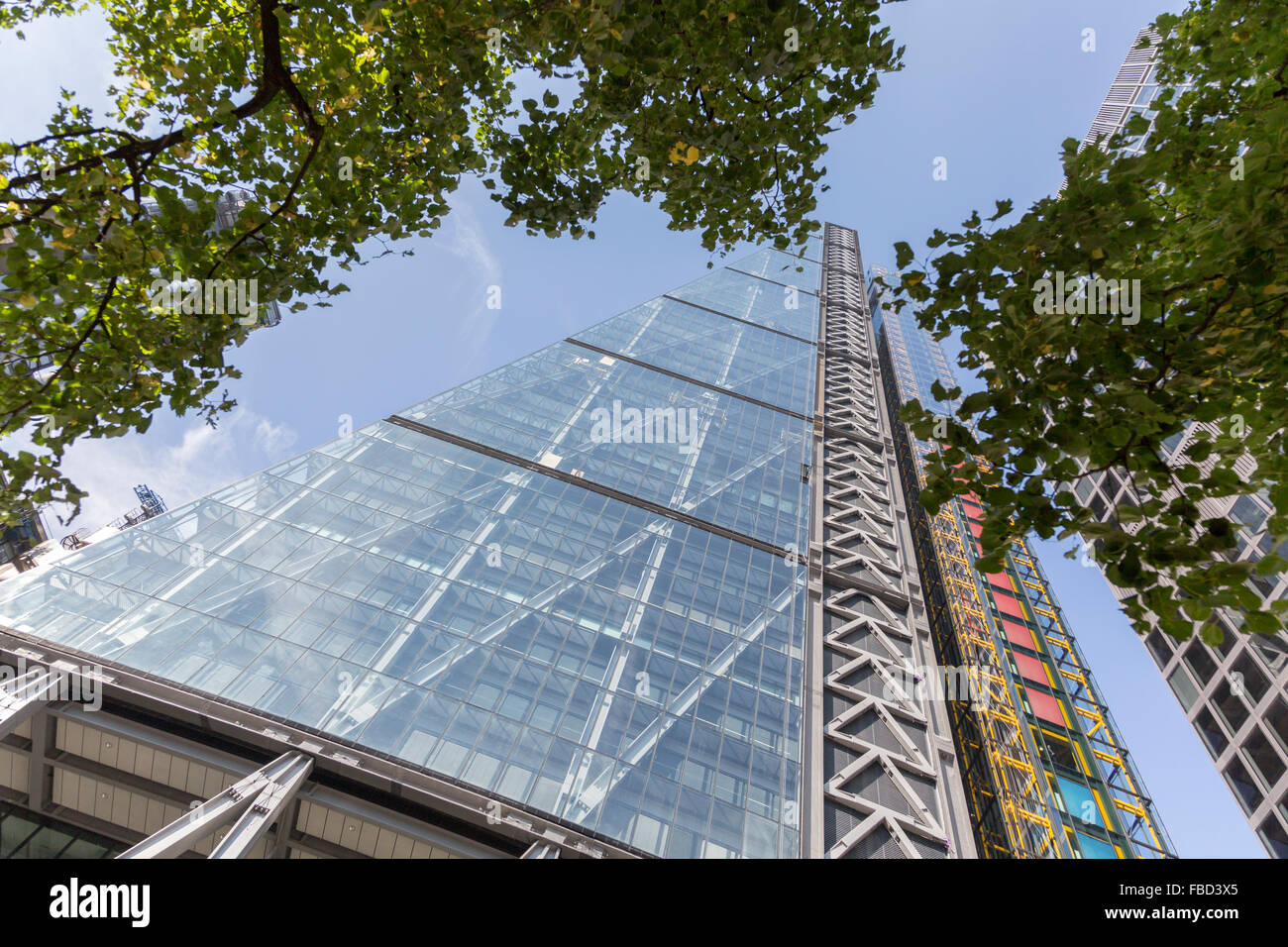 122 Leadenhall Street, London, United Kingdom Stock Photo