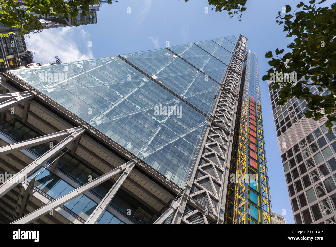 122 Leadenhall Street, London, United Kingdom - Stock Image