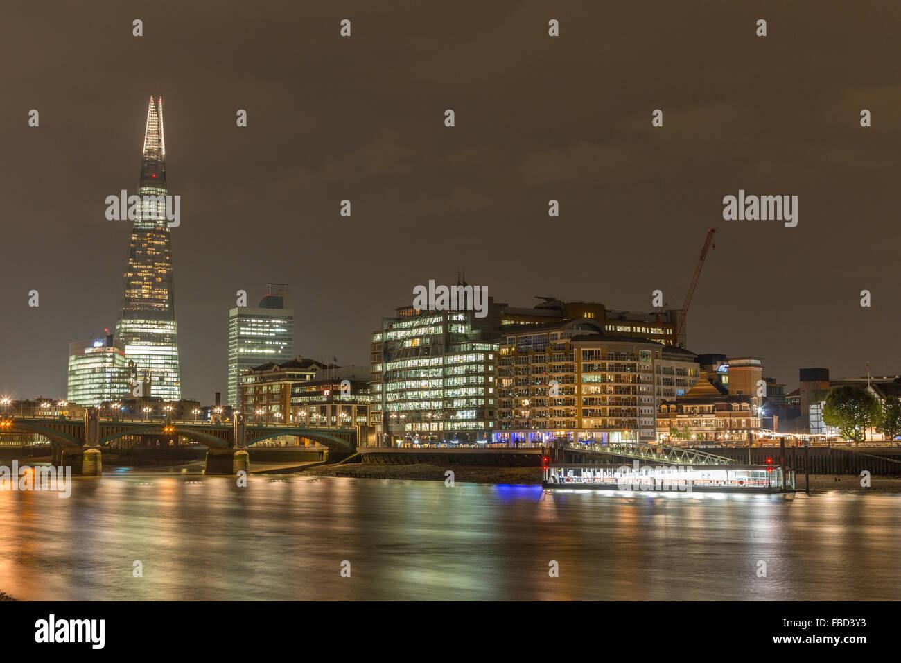 The Shard, London, United Kingdom - Stock Image