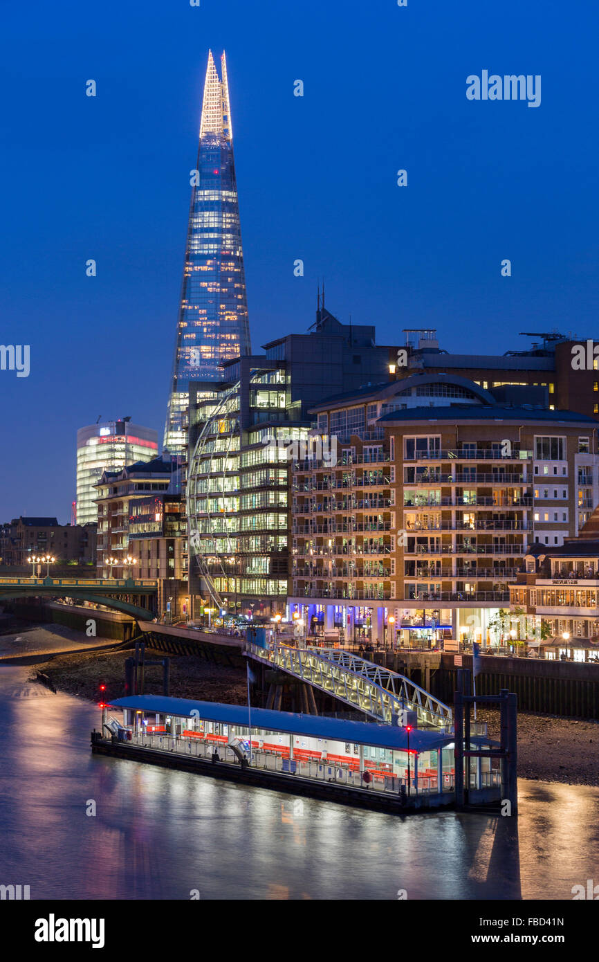 The Shard, London, United Kingdom Stock Photo