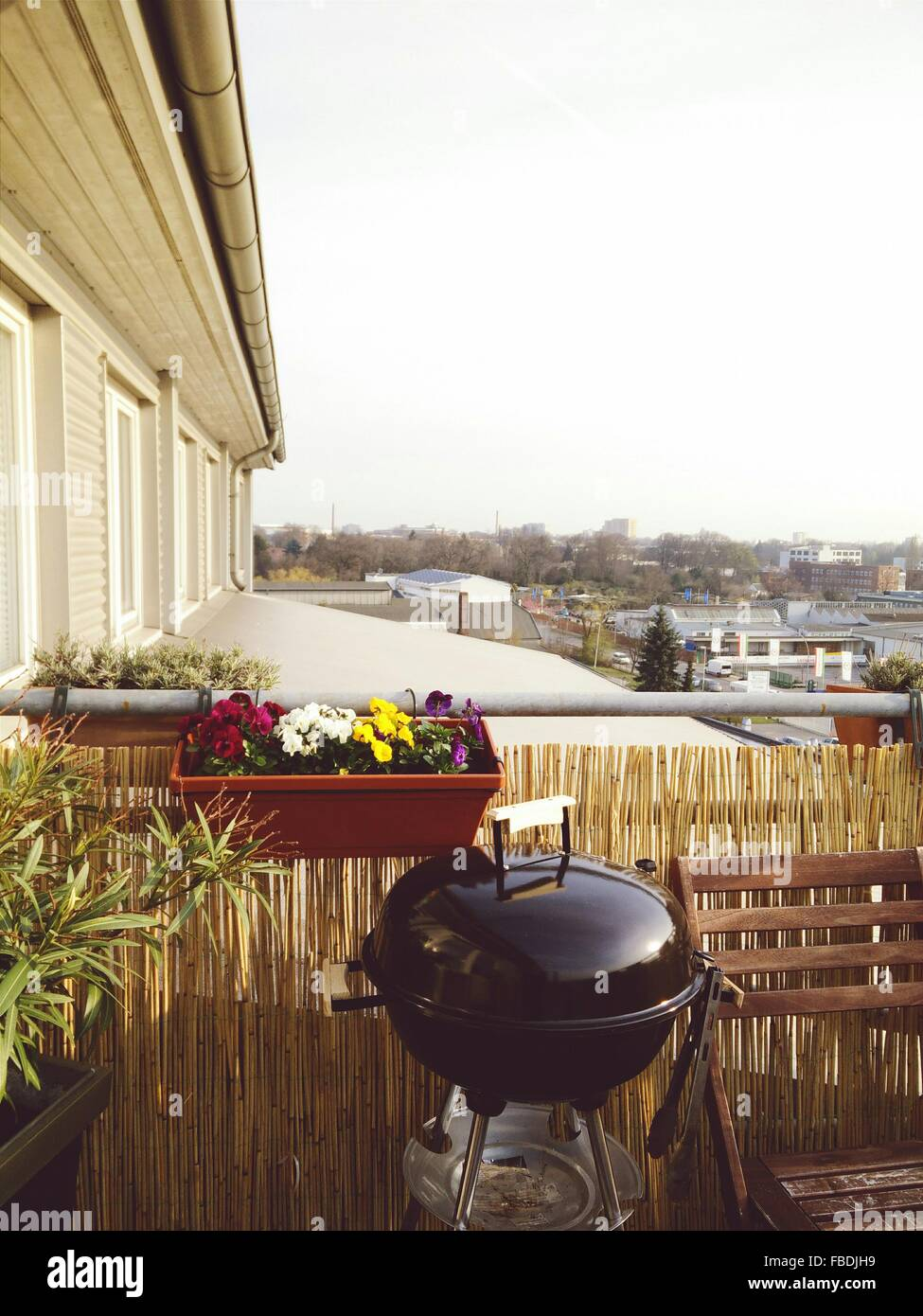 Balcony Grill Stock Photos & Balcony Grill Stock Images