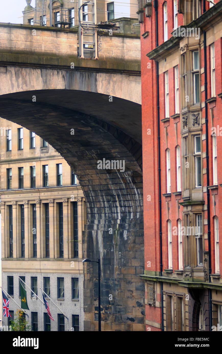Dean Street, Newcastle upon Tyne - Stock Image