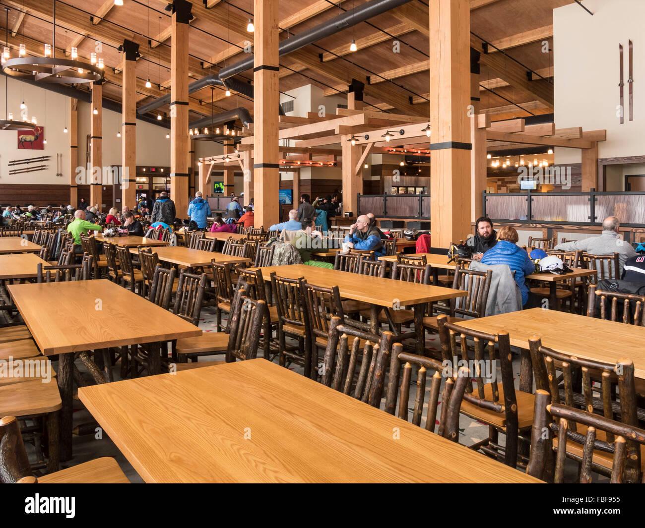 Miners Camp Restaurant Park City Ski Resort Park City