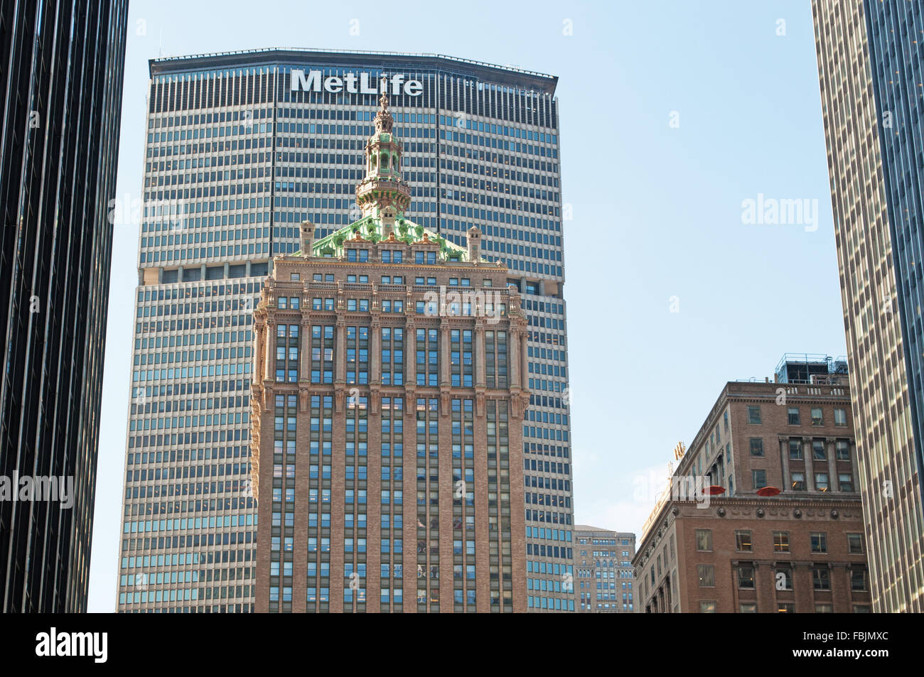 Pan Am Building High Resolution Stock Photography and Images   Alamy