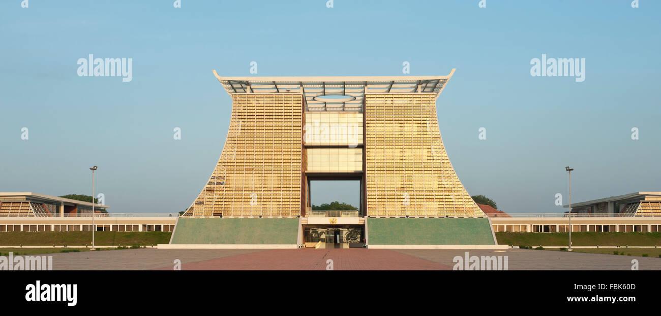 Flagstaff House, Accra, Ghana - Stock Image