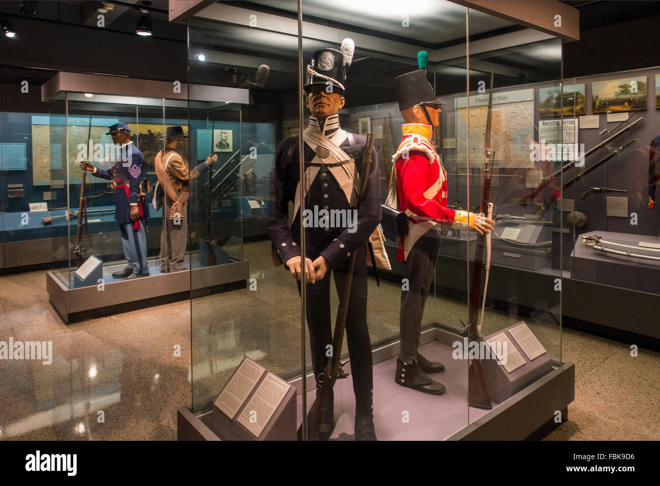 West Point Museum New York - Stock Image