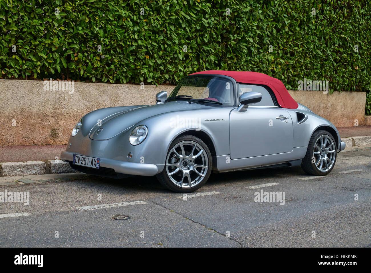 french convertible sportscar pgo speedster II 2 - Stock Image