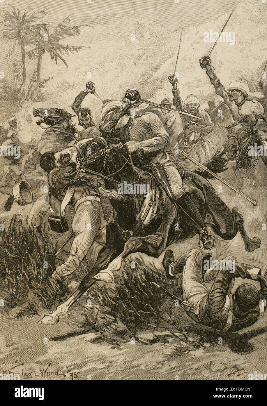 Sepoy Rebellion (1857). India revolution that erupted as a reaction against