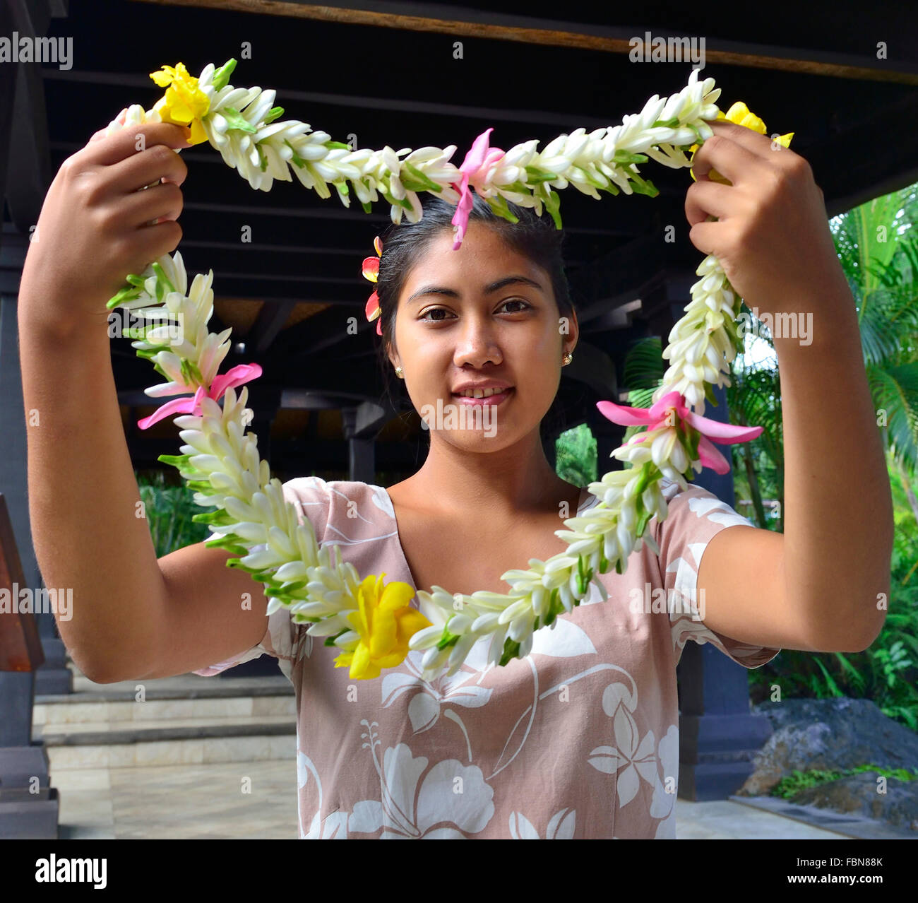 Lei Welcome Stock Photos Lei Welcome Stock Images Alamy