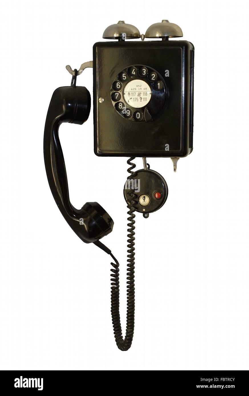 Telephone - Stock Image