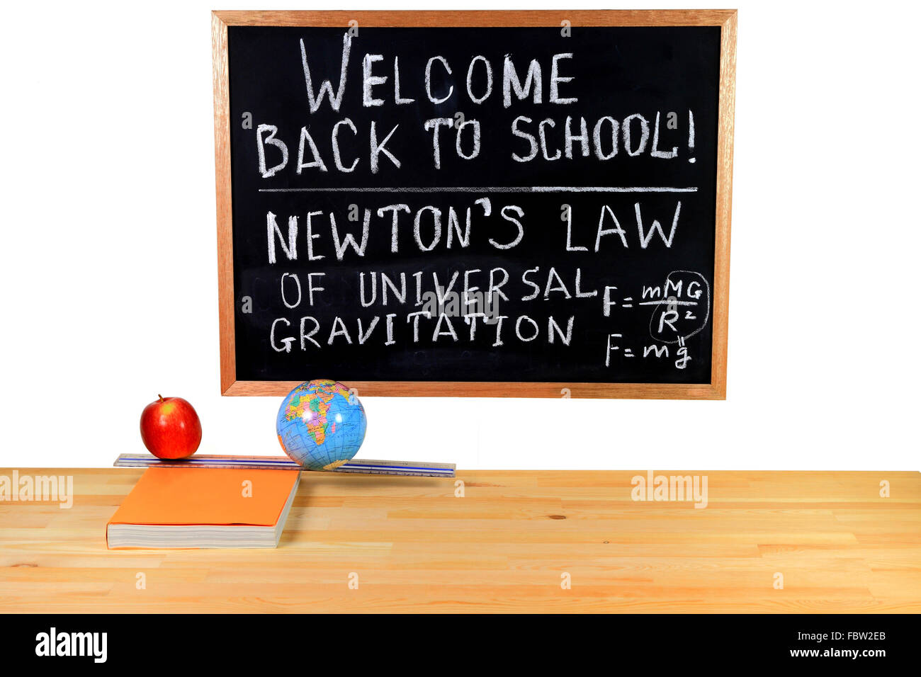 Welcome Back To School Stock Photos Simple Electric Motor Diagram Schoolphysics Physics Class Image