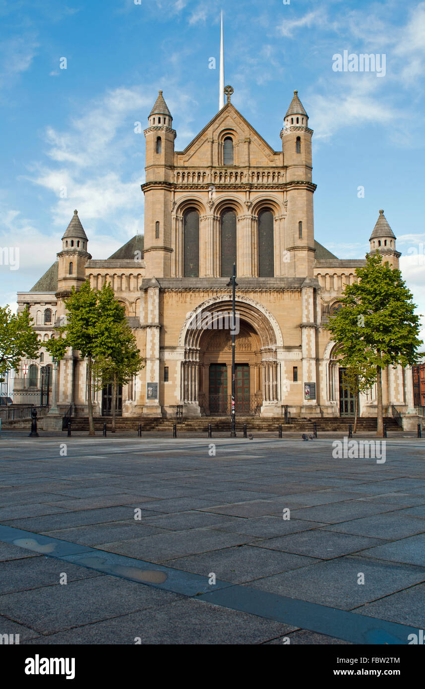 Saint Anne's Cathedral - Stock Image