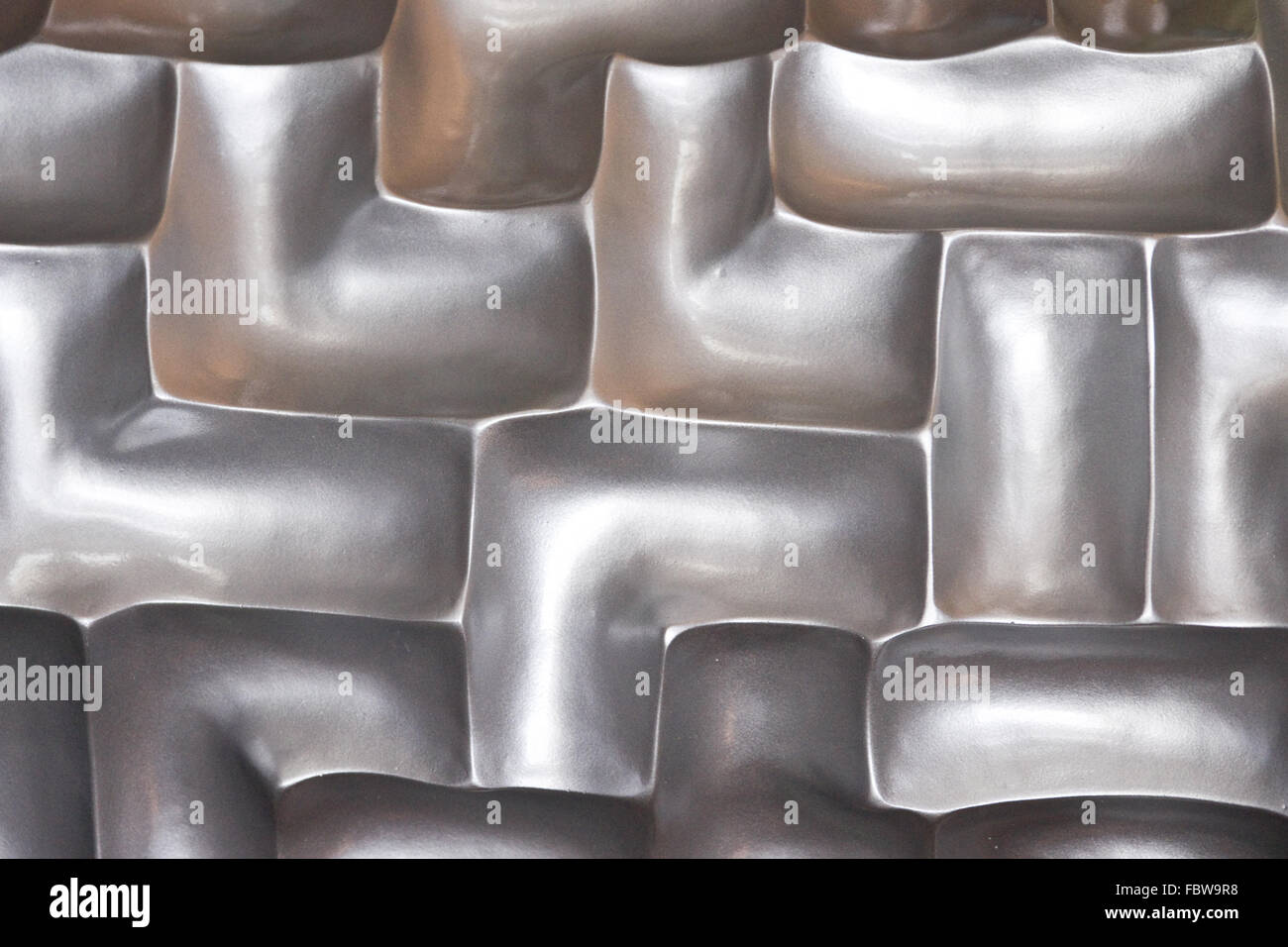 Gleaming Abstract - Stock Image