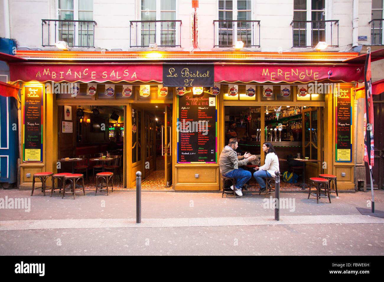 Quarter Restaurant Paris