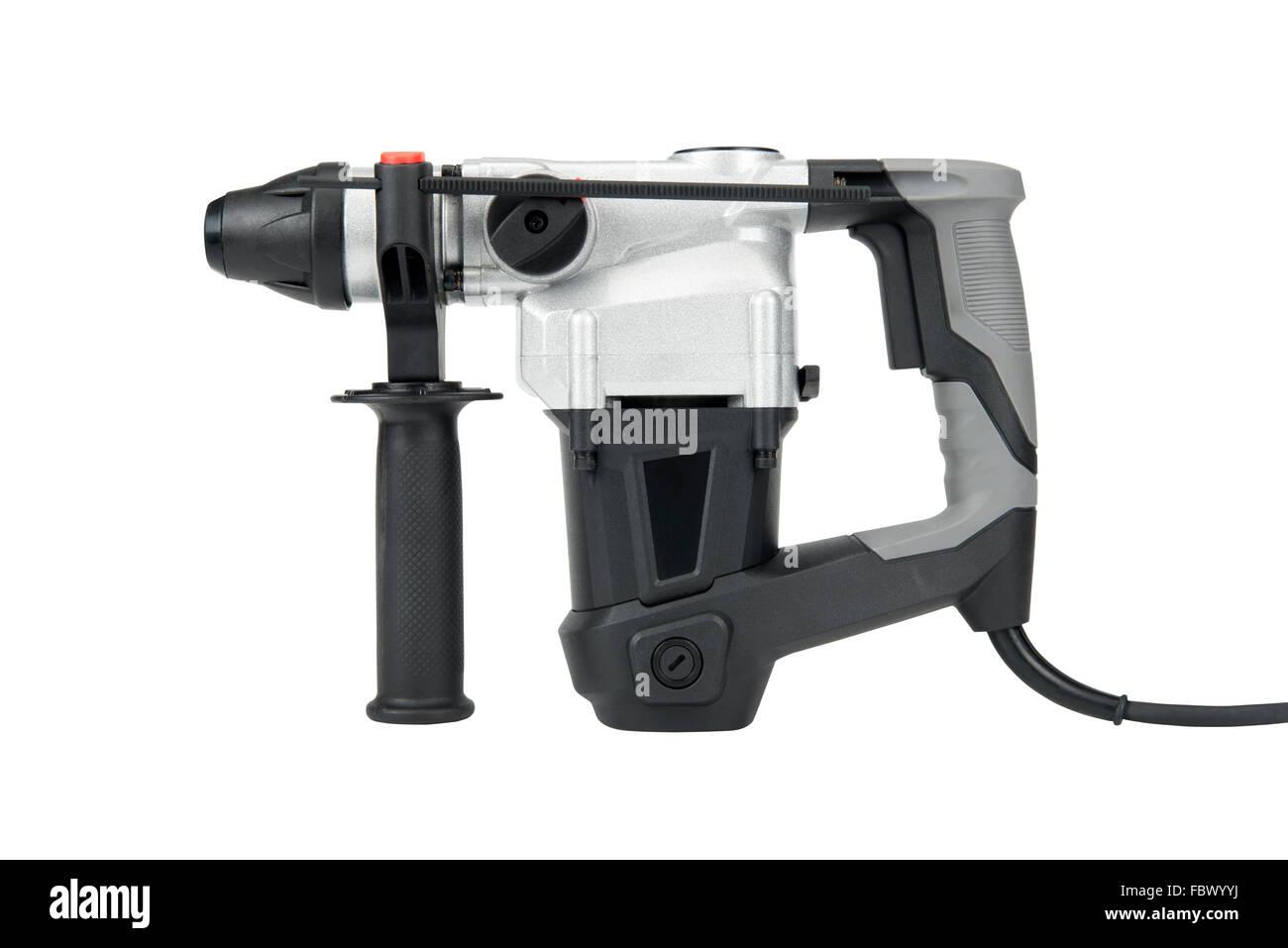 SDS hammer drill Stock Photo