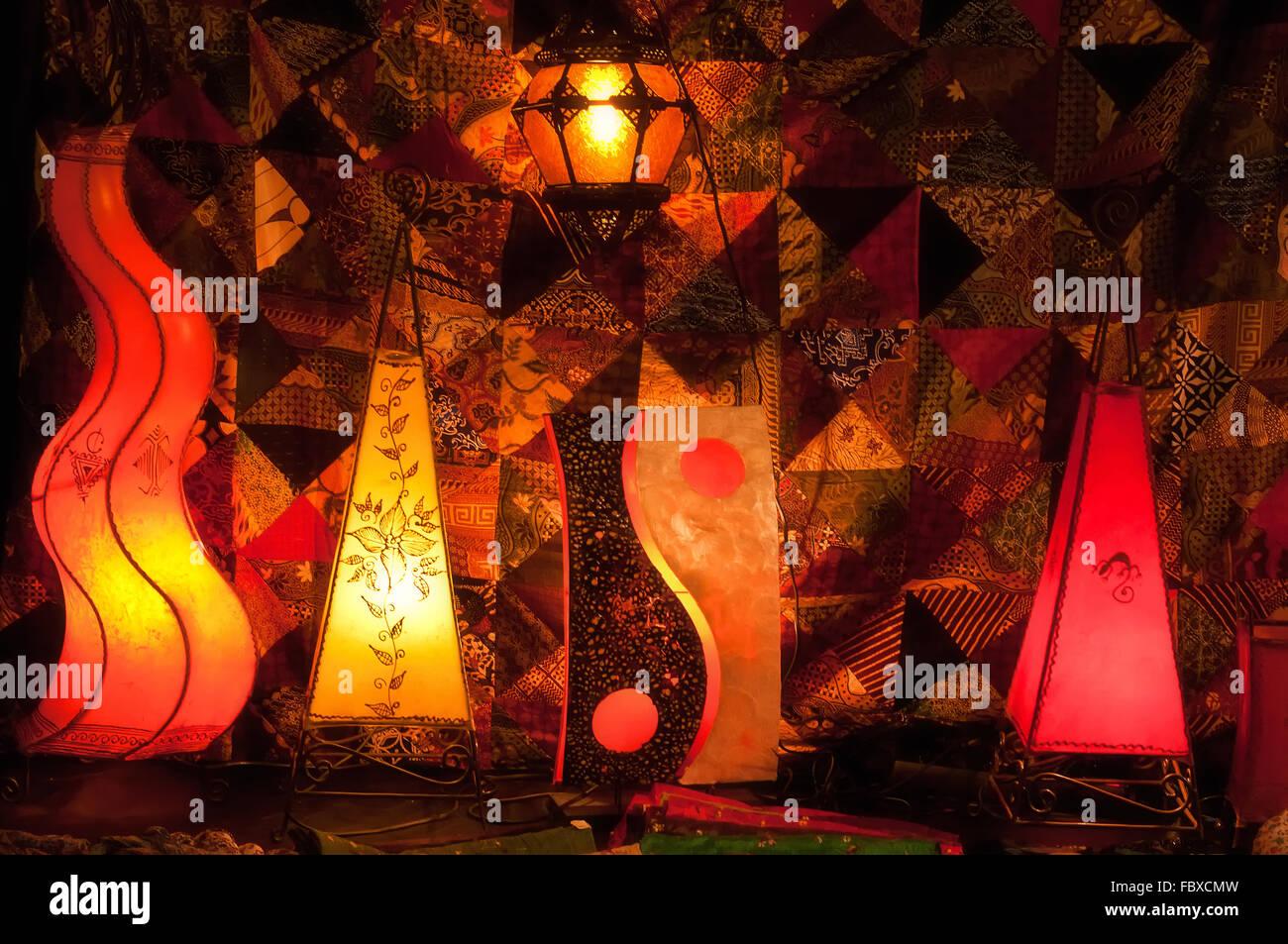 Floor lamps stock photos floor lamps stock images alamy oriental floor lamps stock image aloadofball Images