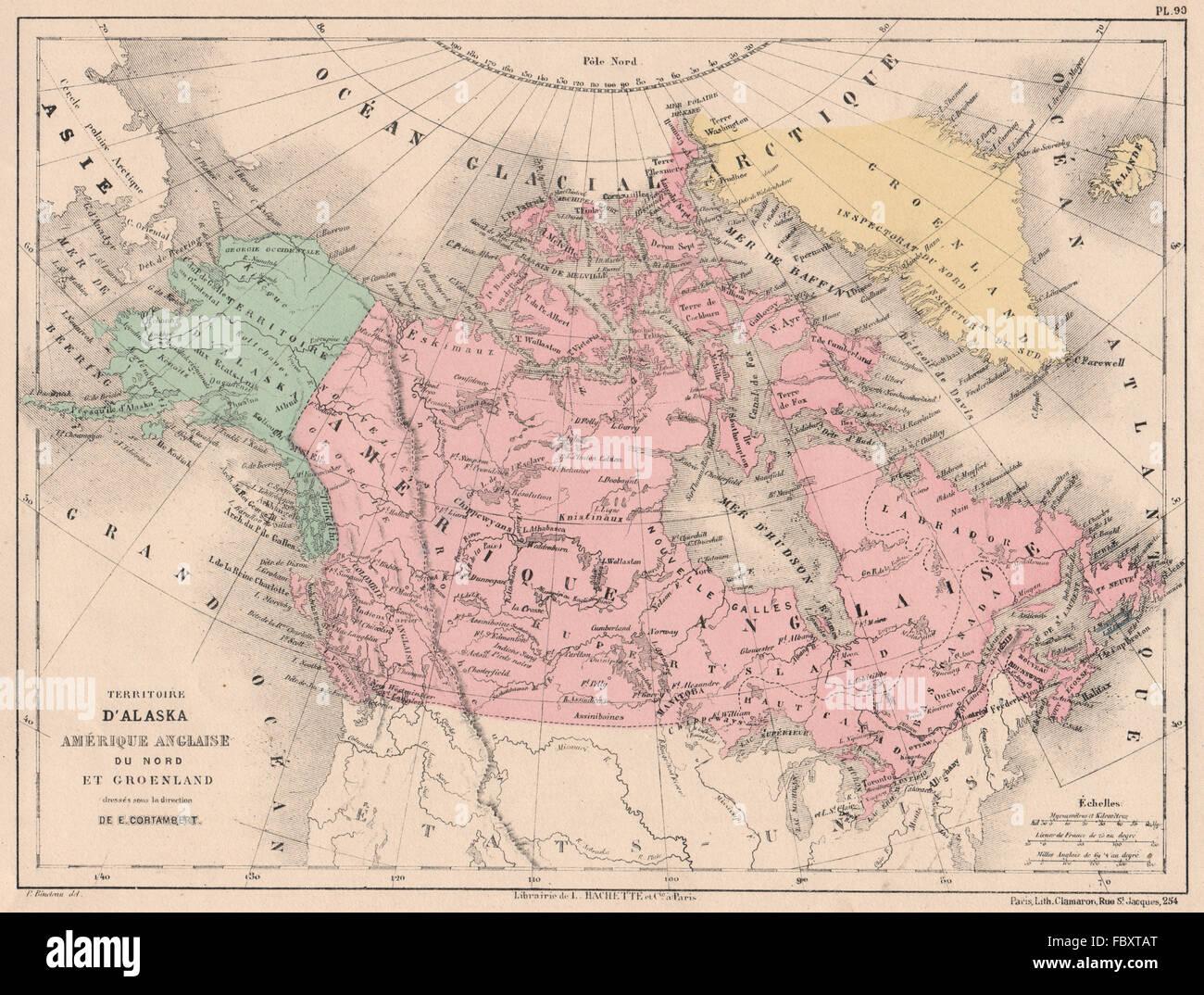 Map Of Canada And Alaska.Alaska Canada Map Stock Photos Alaska Canada Map Stock Images Alamy