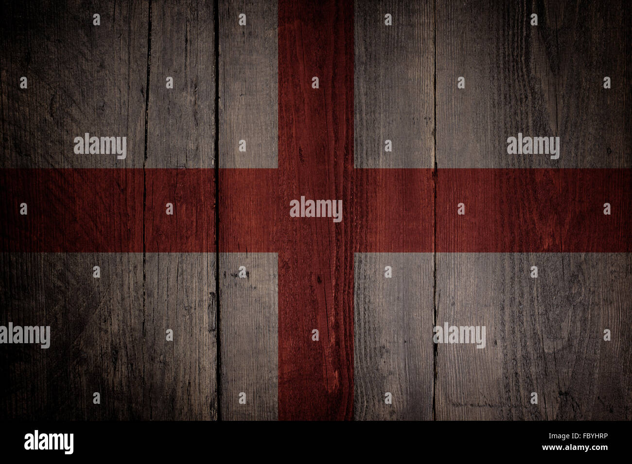 English flag. Stock Photo