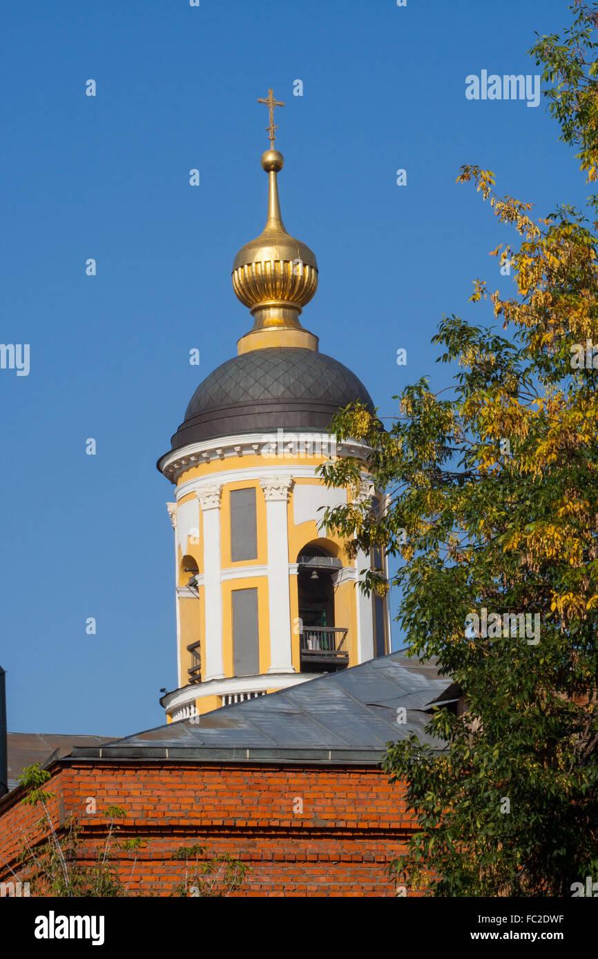 The temple on Ordynka Joy of All Who Sorrow. Icon of the Mother of God Joy of All Who Sorrow: meaning
