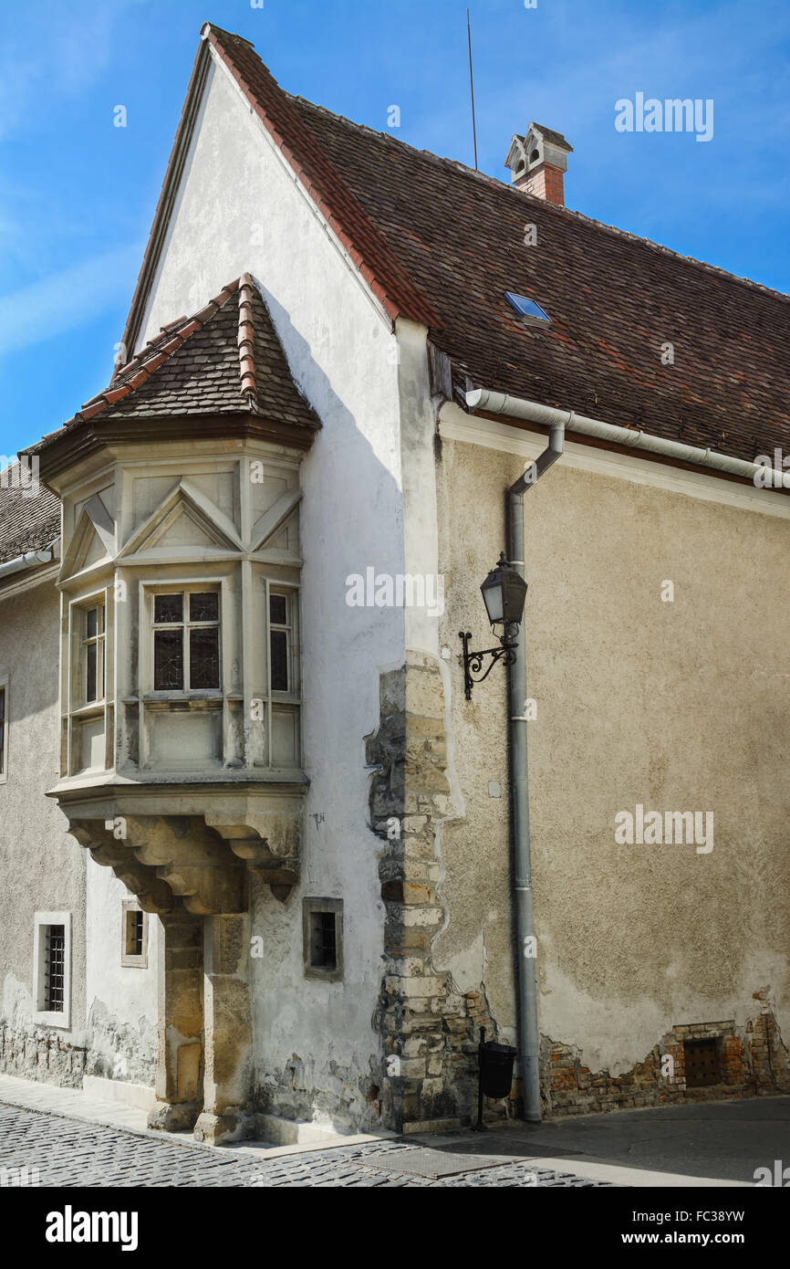 Corner House - Stock Image