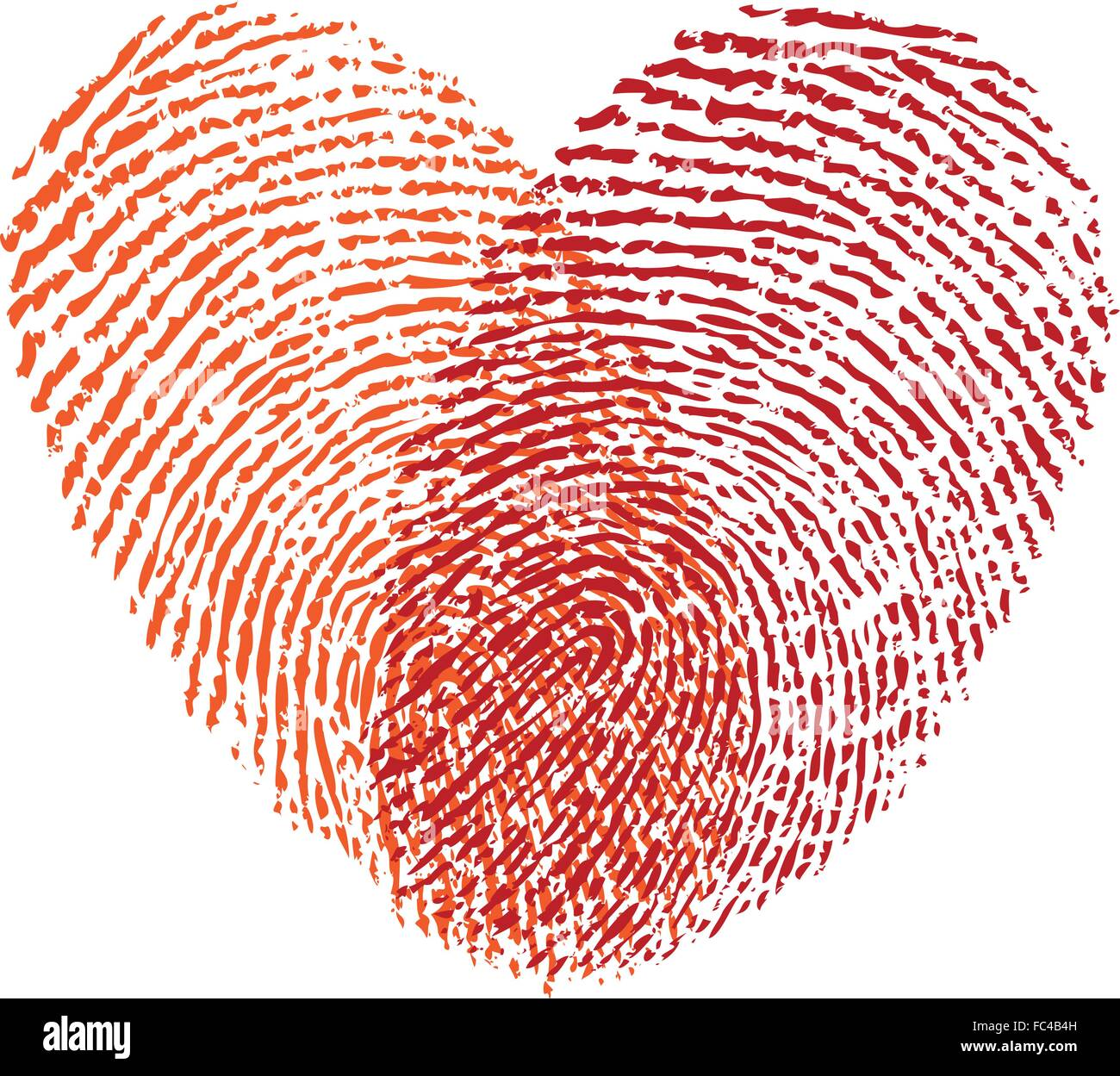 Heart Trace Stock Vector Images - Alamy