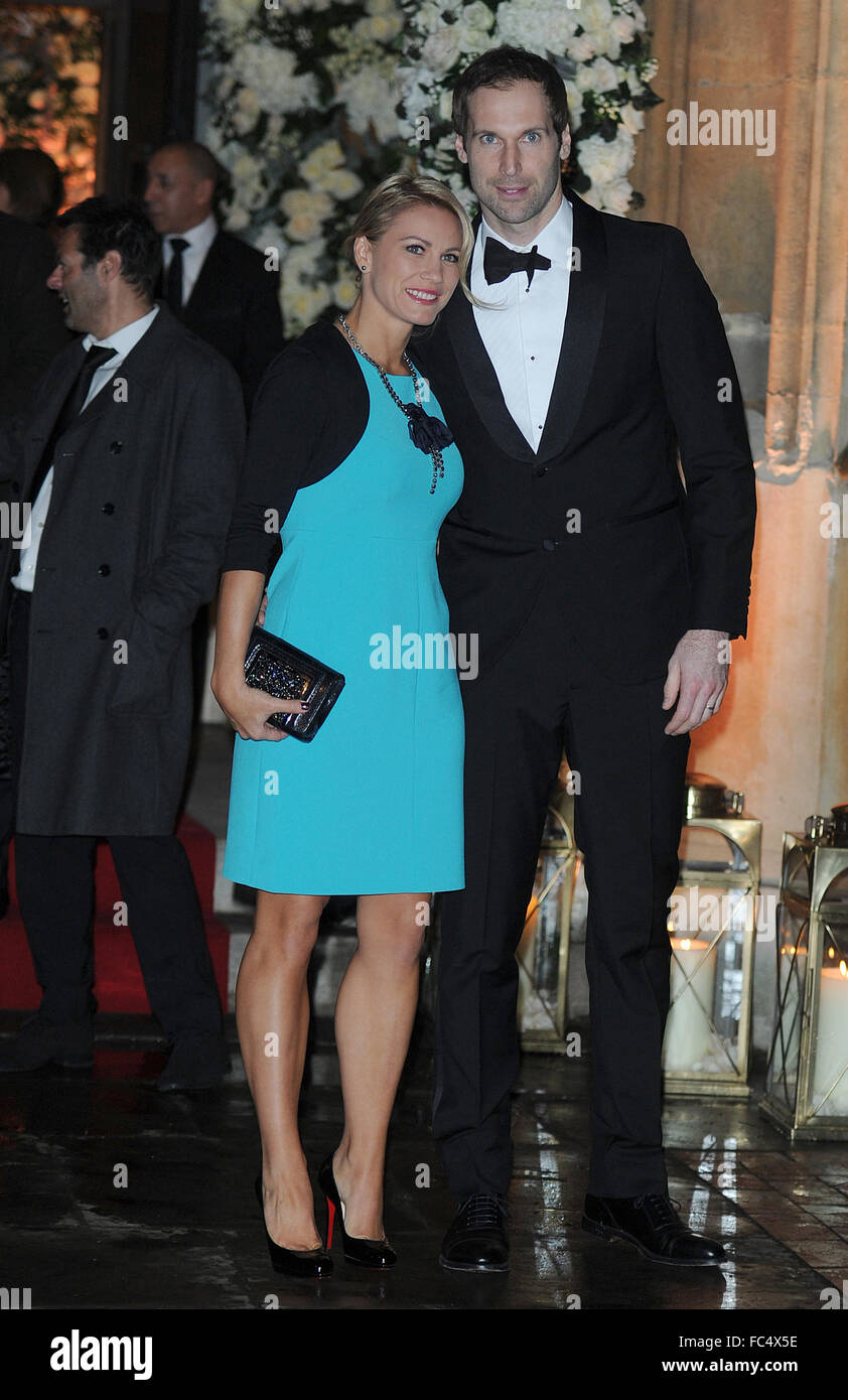 Wedding of Christine Bleakley and Frank Lampard at St. Paul\'s Stock ...