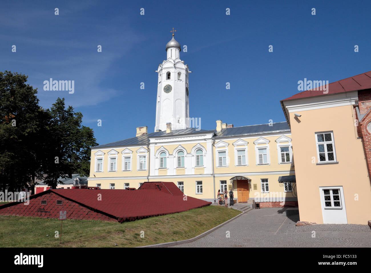 Kremlin, Veliky Novgorod: photos, excursions, address of sights 21