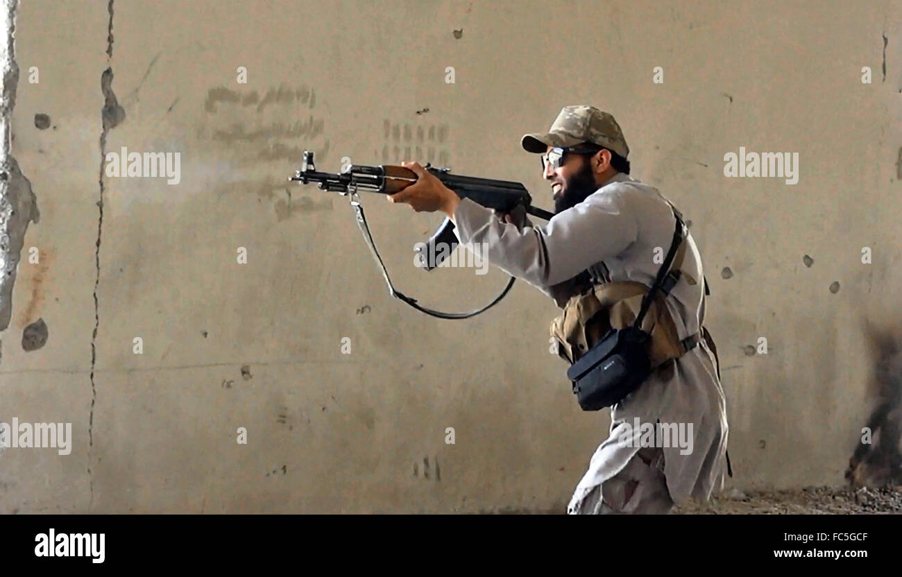 Isis Syria Raqqa Stock Photos & Isis Syria Raqqa Stock
