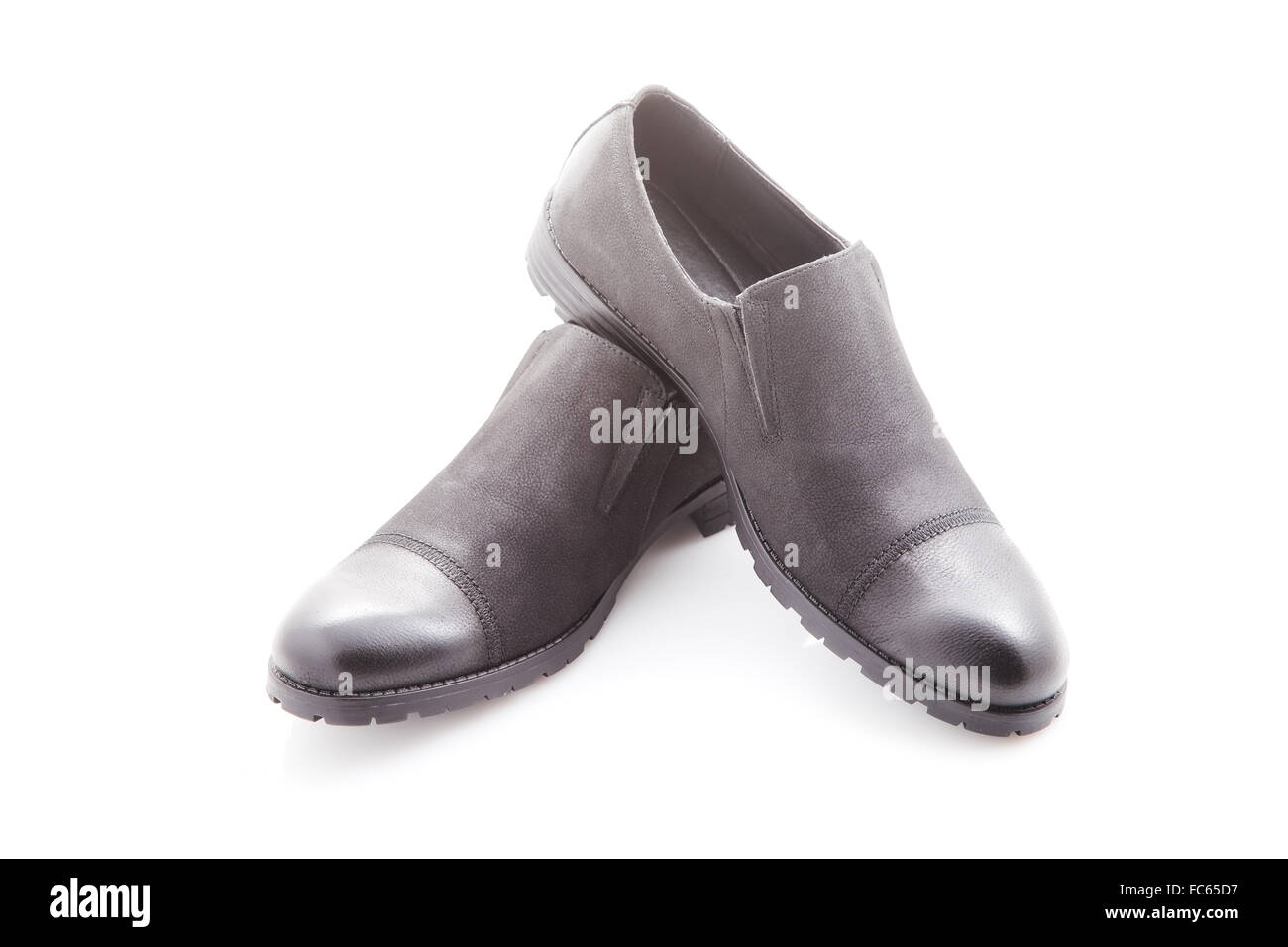 30f0b5cf men's dress shoes on a white background Stock Photo: 93563715 - Alamy
