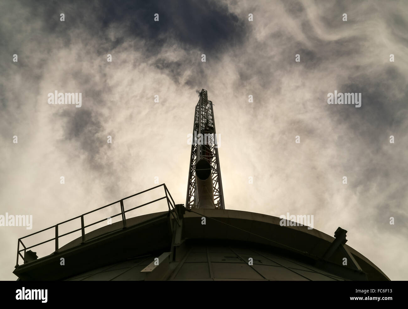 Stratosphere Tower - Stock Image