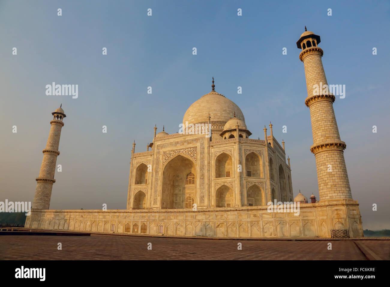 Taj Mahal - Stock Image