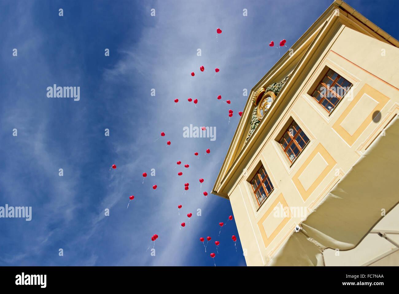 Baloon - Stock Image