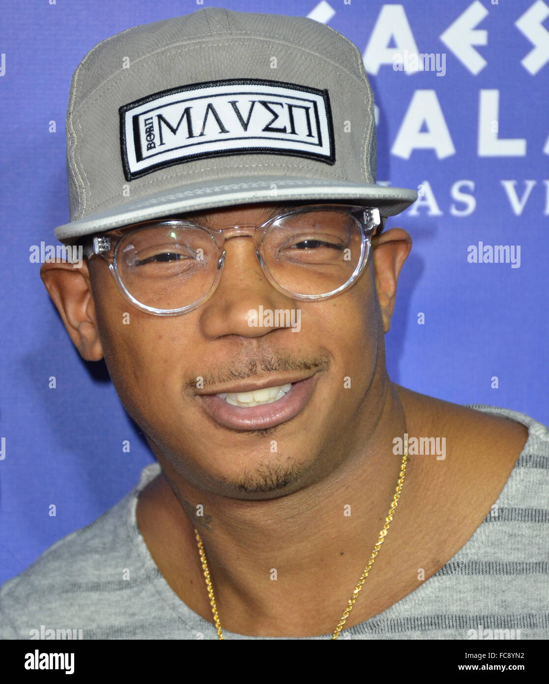 Las Vegas, Nevada, USA  20th Jan, 2016  Rapper Jah Rule