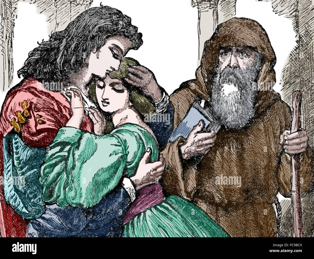 why friar lawrence is innocent in the play romeo and juliet by william shakespeare Romeo and juliet is an early tragedy by william shakespeare about two teenage star-cross'd the play has been highly praised by literary critics for its language and dramatic effect romeo, in friar lawrence's cell, ponders his life without juliet the nurse arrives with a gift from juliet as the friar.
