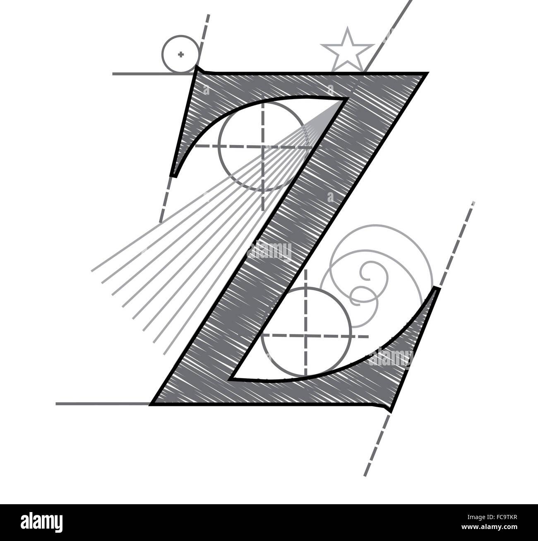 Buchstabe Z Stock Photos & Buchstabe Z Stock Images - Alamy