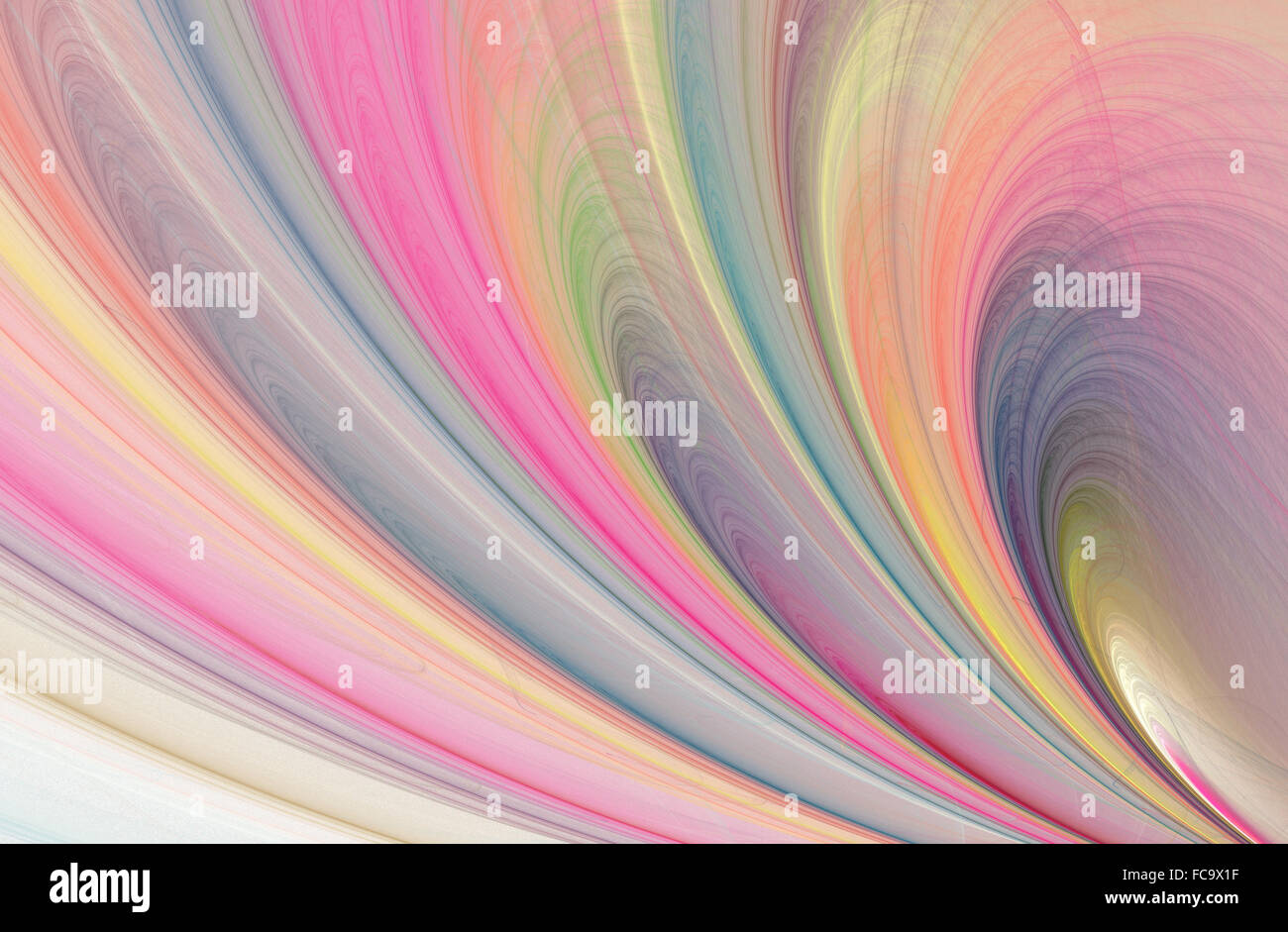 fractal - Stock Image