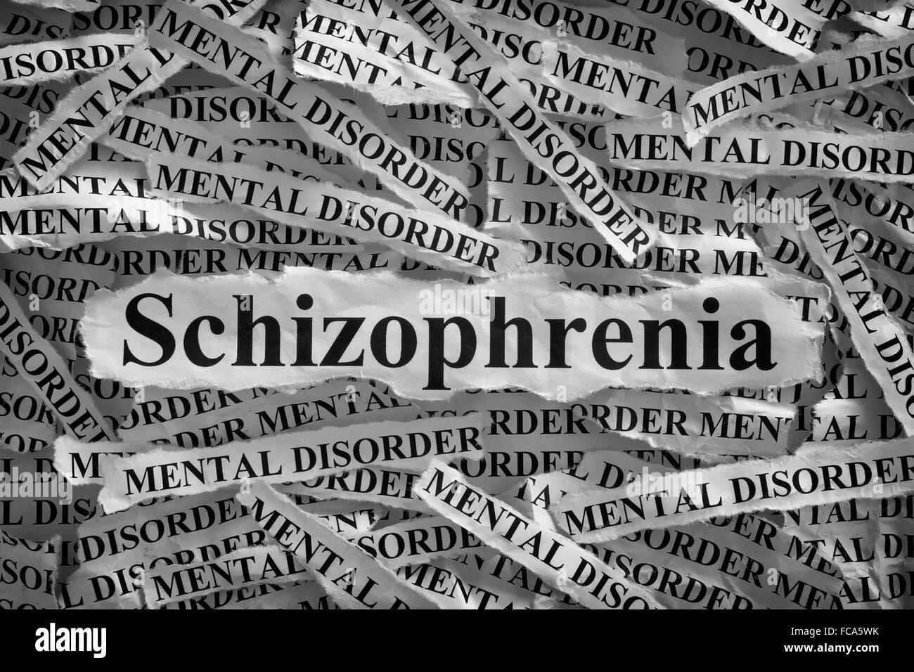schizophrenia paper