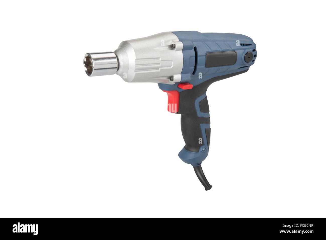 Impact wrench - Stock Image