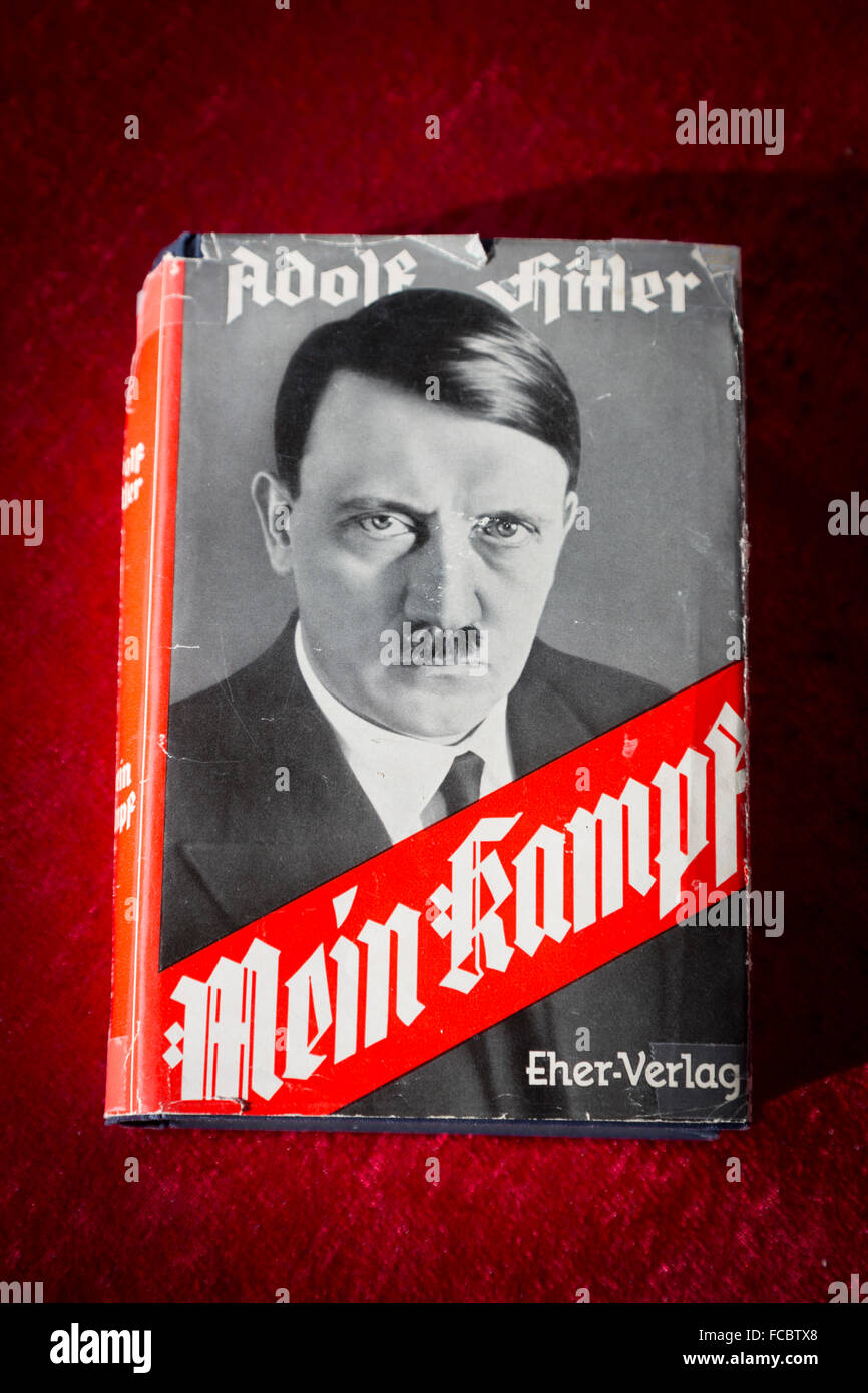 what is mein kampf about