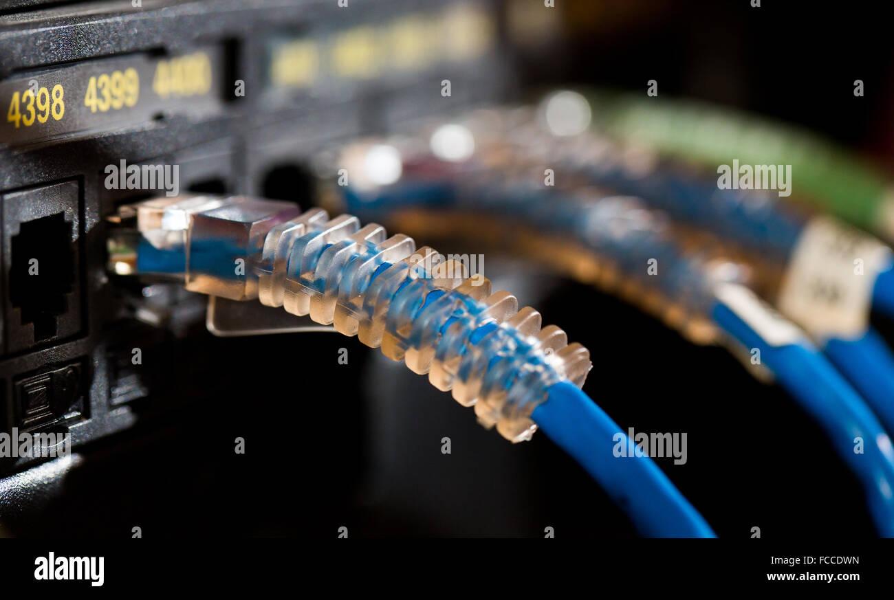 Information Technology. - Stock Image