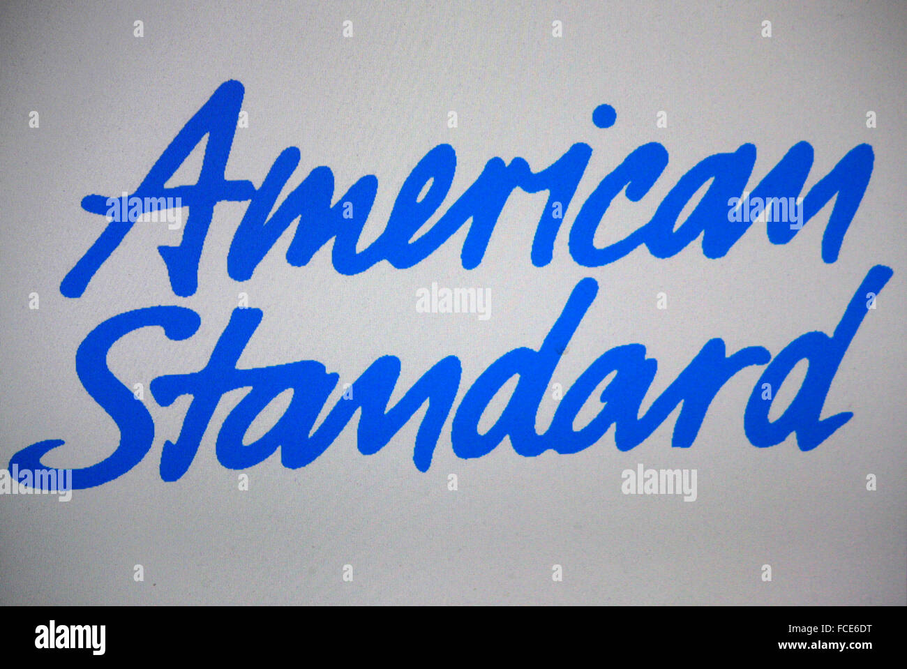 American Standard Stock Photos & American Standard Stock Images - Alamy